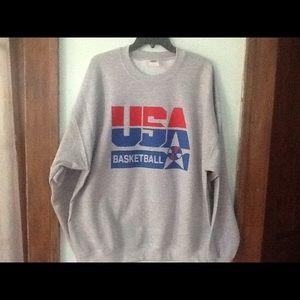 USA Basketball Sweatshirt New
